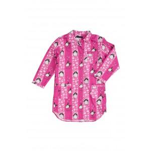 Nachthemd  voor meisjes 'Pinguïn'