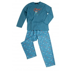 PYJAMA enfant long 'Cheese'