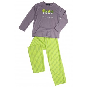 PYJAMA ENFANT long 'Cactus'