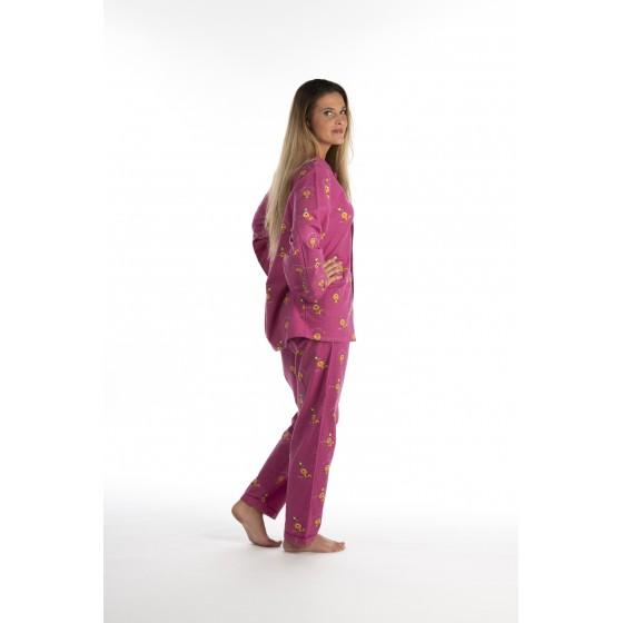 Pyjama long femme ECUREUIL