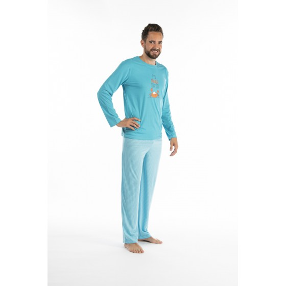 PYJAMA homme jersey long Le CRABE