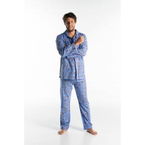 Pyjama long homme MANCHOTS