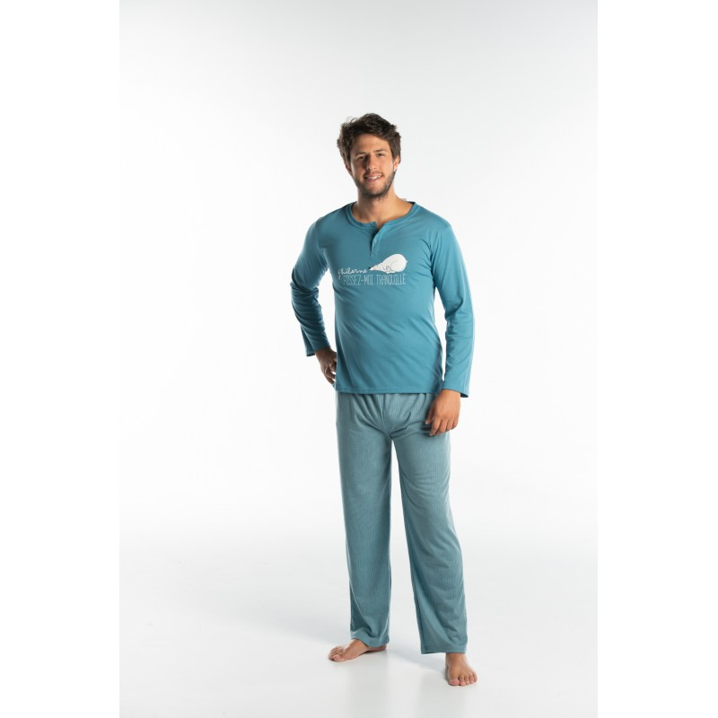 Pyjama jersey homme  OURS
