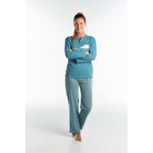 Pyjama JERSEY femme  OURS