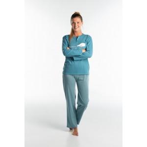 Pyjama voor vrouwen Jersey BEER