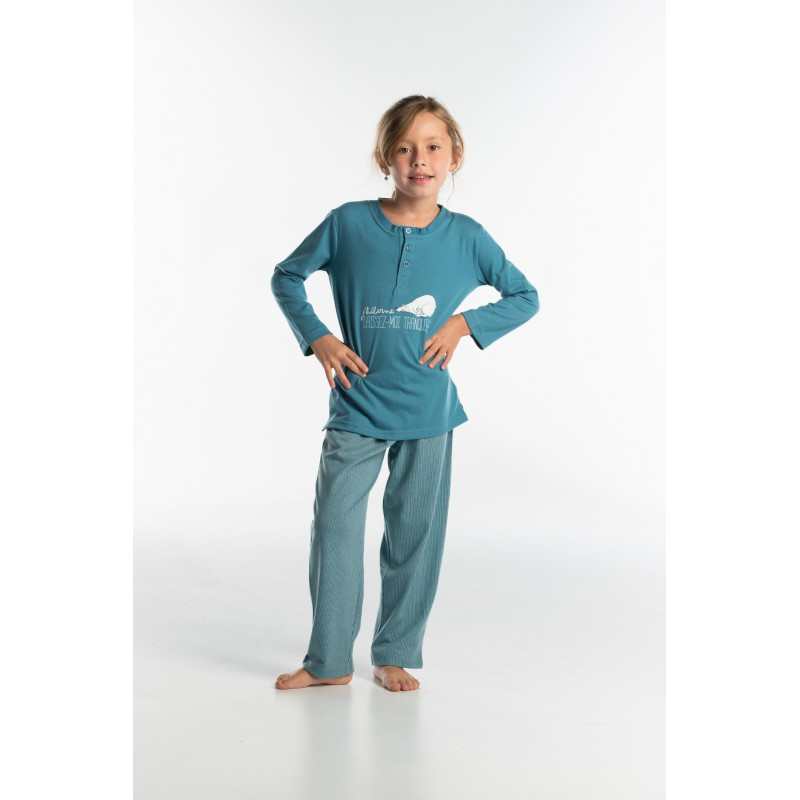 Pyjama jersey enfant  OURS