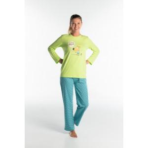 Lange pyjama voor vrouwen COOL RAOUL