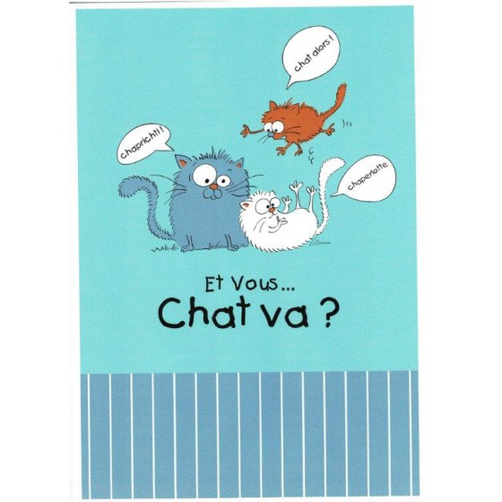 PYJAMA enfant jersey long CHAT VA?