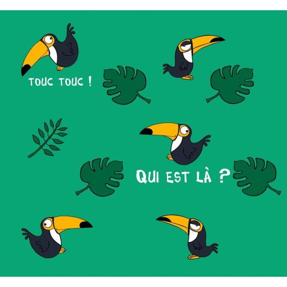 PYJAMA enfant court Toucan