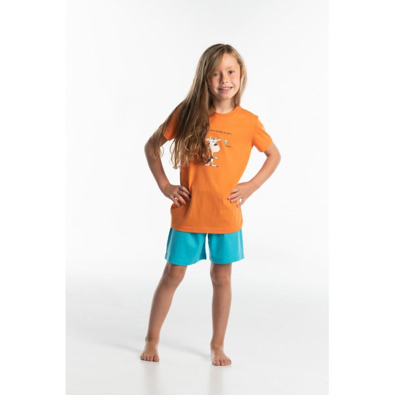 Korte pyjama voor kinderen KOE