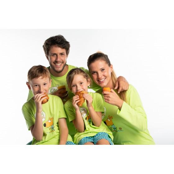 Lange pyjama voor kinderen COOL RAOUL