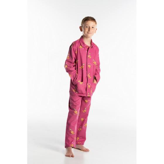 Pyjama long enfant ECUREUIL
