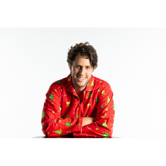 PYJAMA Hiver flanelle homme SAPIN
