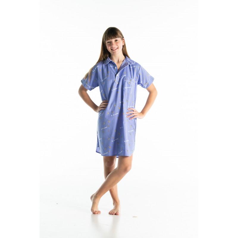 Nachthemd VUURVLIEGJES voor meisjes