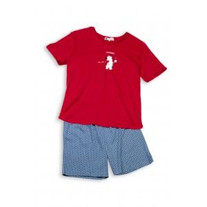Pyjashort voor vrouwen GEORGES