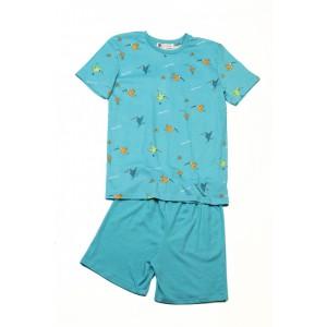 Pyjashort voor vrouwen COLIBRI