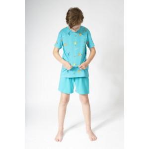 Pyjashort voor meisjes en jongens COLIBRI