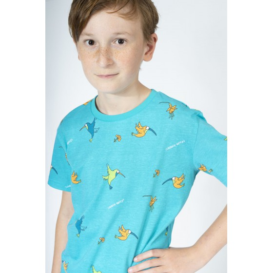 Pyjashort voor kinderen COLIBRI