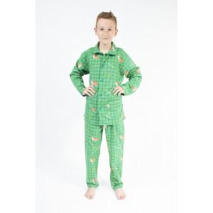 PYJAMA voor kinderen CORGI groen