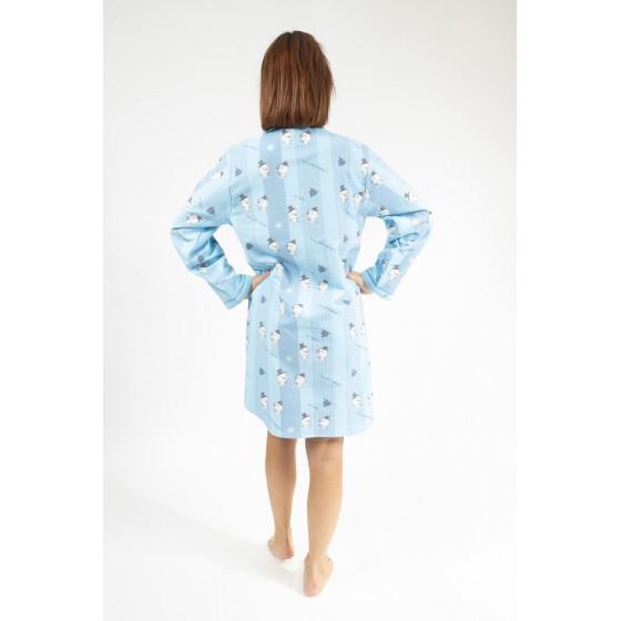 Nachthemd voor vrouwen UN AMOUR DE CHAT