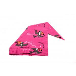 Bonnet de nuit 'Toucan'