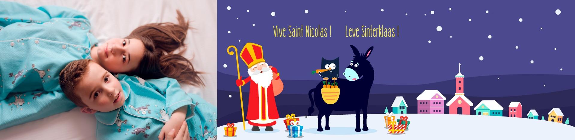 Leve Sinterklaas