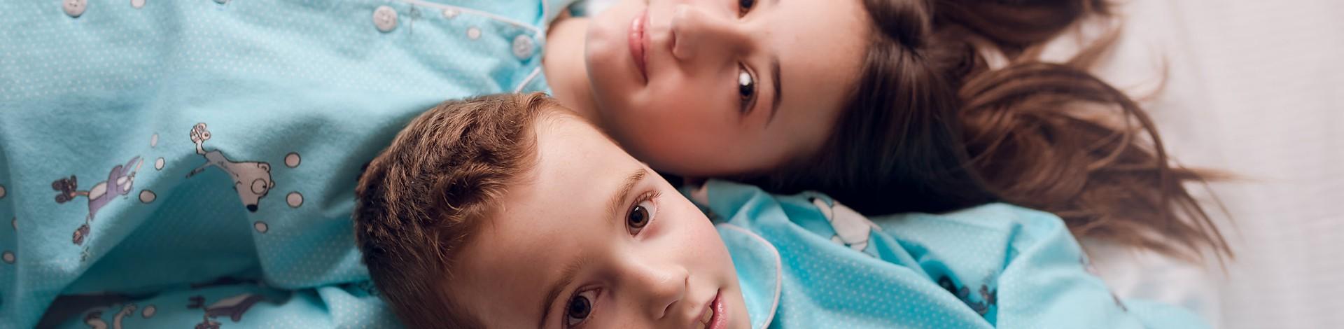 Pyjamas pour enfants en flanelle